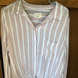 Women's American Eagle button down